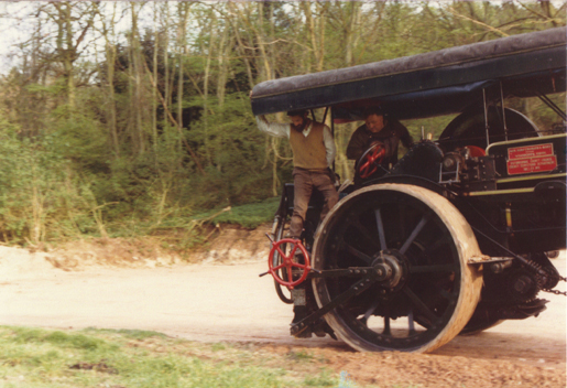 Rolling By Steam The Thames Valley Traction Engine Club