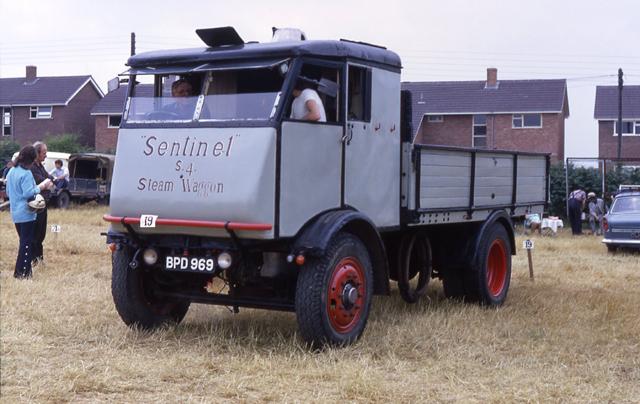 Sentinel S4 8957 BPD969