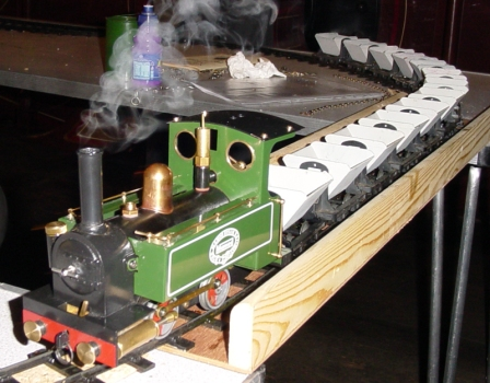 Mamod Railway
