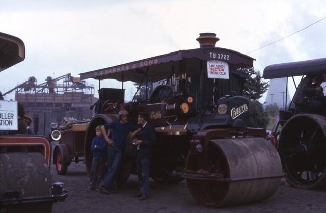 Burrell RR Nº3305 'Big John'