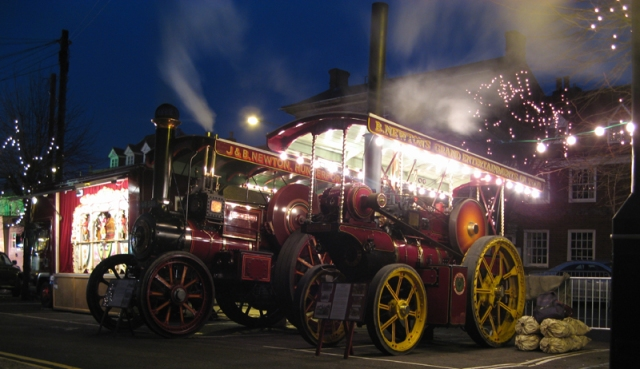 Hungerford Victorian Evening